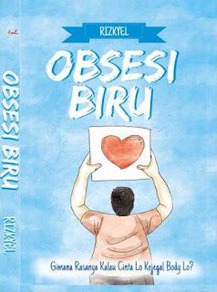 buku novel obsesi biru