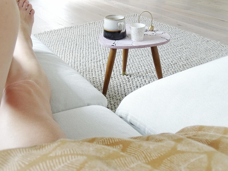 DIY-Makeover 60er-Jahre-Tisch | Fotoaktion #12von12 | 1 Tag in 12 Bildern | https://mammilade.blogspot.de