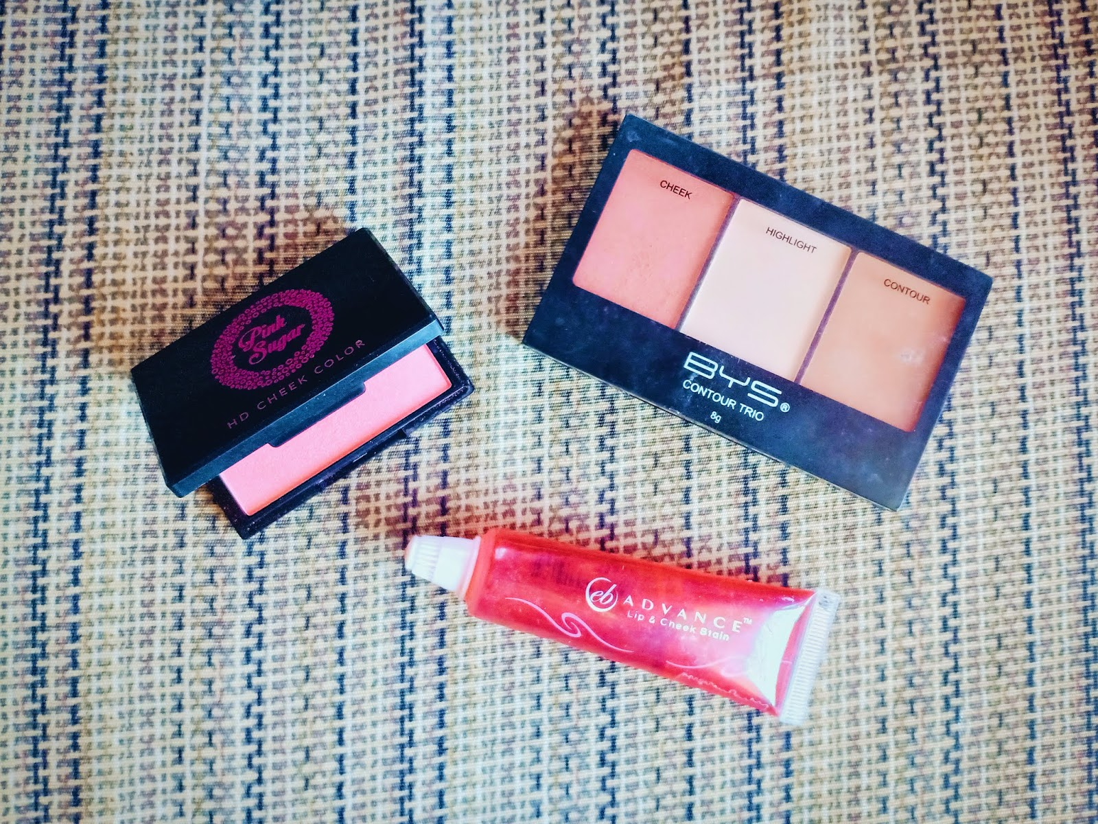 Everyday Makeup Routine Blushes