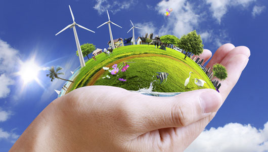 Pengembangan Energi Hijau Green Energy Sebagai Energi Alternatif