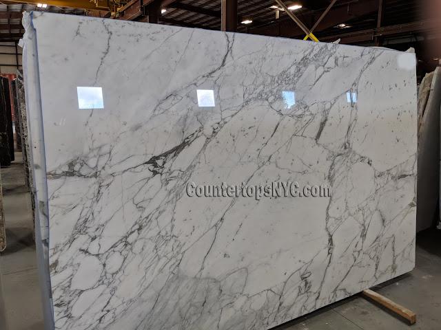 Calacatta Gold Premium White Marble Slabs