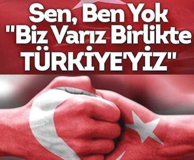 by-trilece-turkiye-demokrasi-bayrak