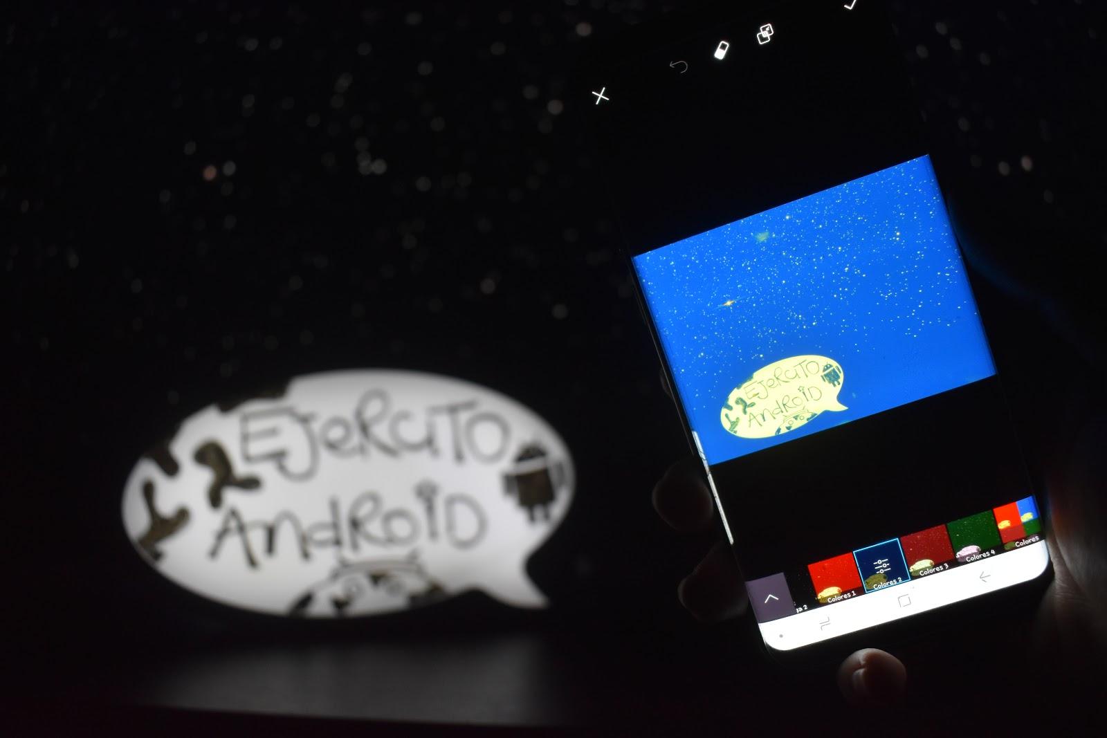 La mejor Aplicación para editar - Ejercito Android