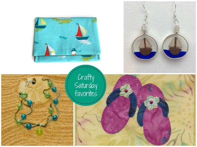 Crafty Saturday Show and Sell Favorites - Sail Away: Shop for one of a kind items and support small, handmade and vintage businesses