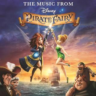 The Pirate Fairy Liedje - The Pirate Fairy Muziek - The Pirate Fairy Soundtrack - The Pirate Fairy Film Score