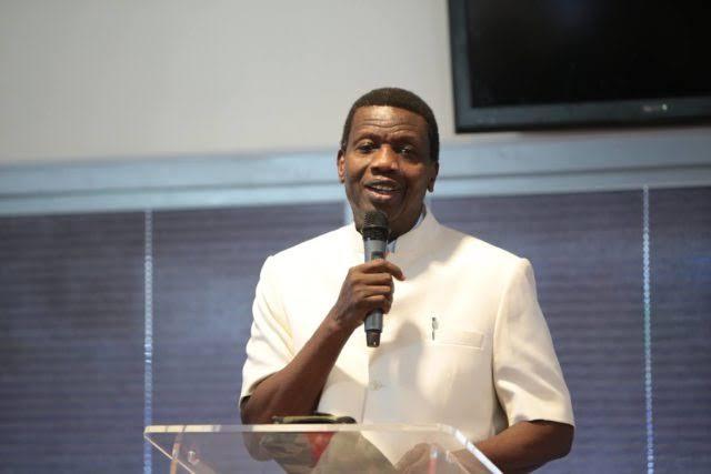 Don't marry jobless men - Enoch Adeboye speaks to single ladies