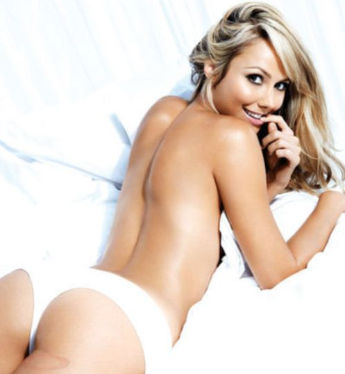 Opinion Stacy keibler fhm