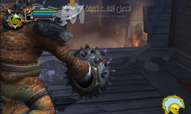 تحميل لعبة God of War 1 برابط مباشر من ميديا فاير