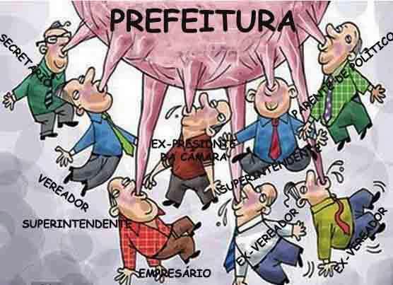 Resultado de imagem para VACA CHEIA DE PEITO E AS PREFEITURAS