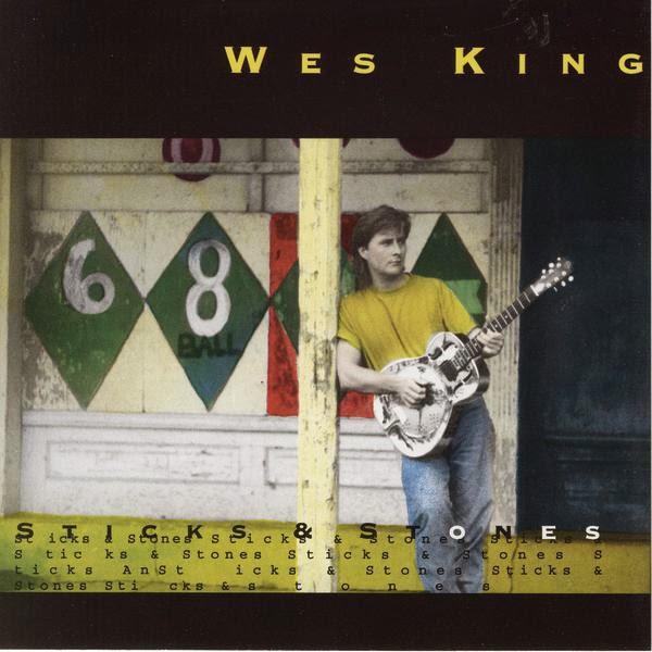 Wes King-Sticks & Stones-
