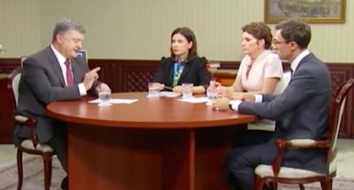 Порошенко рассказал об итогах визита в США