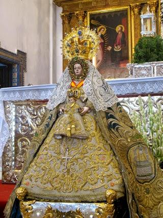 Horario E Itinerario Rosario De La Aurora En Honor De La Virgen De La Caridad Sanlucar