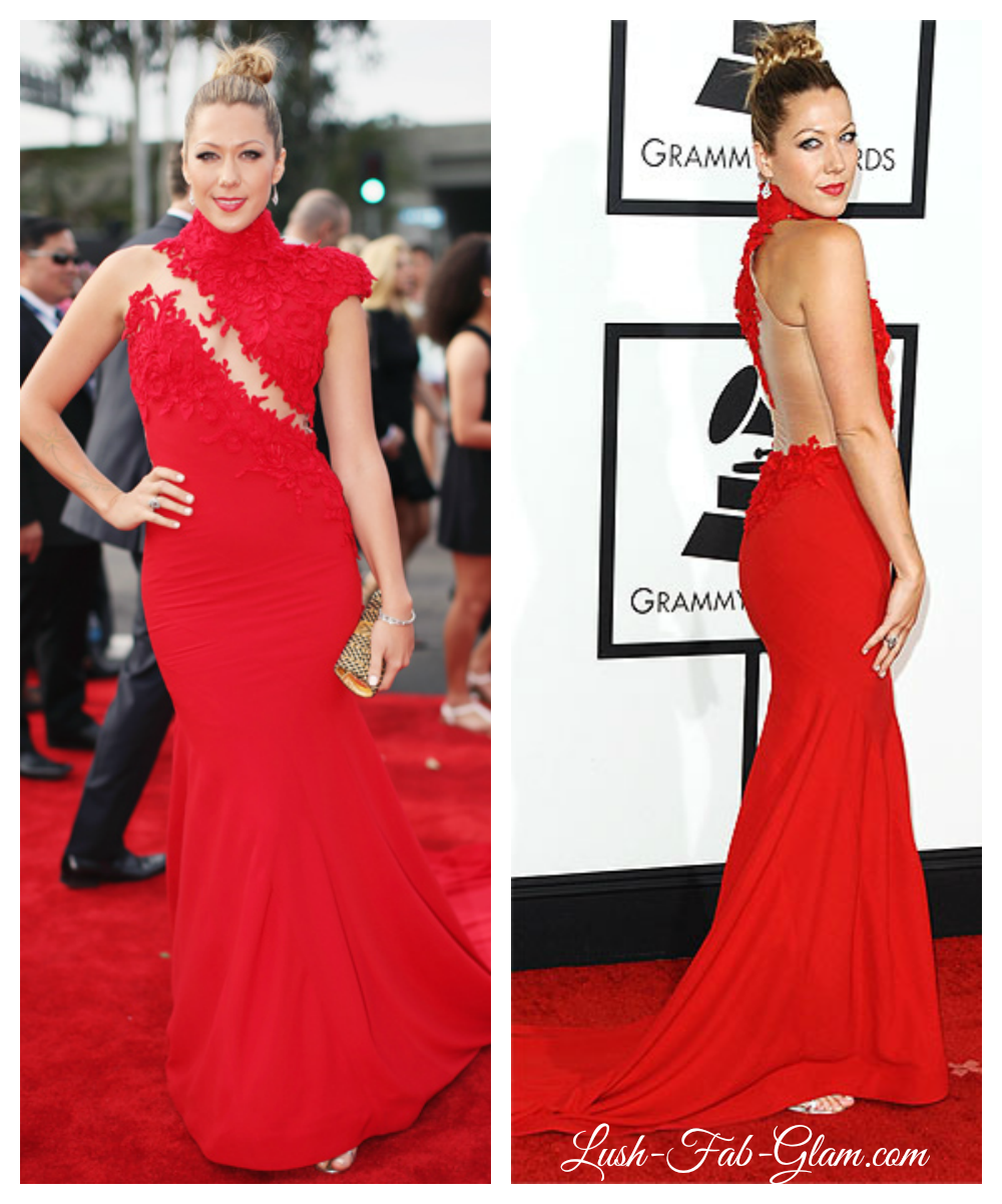 Fab Top 50 Award: Lush Fab Glam Blogazine: Best Dressed At The 2014 Grammy