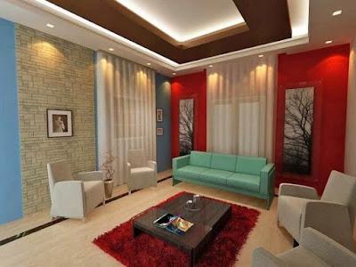 Modern living room makeover decorating ideas 2019