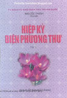 Hiep ky bien phuong thu