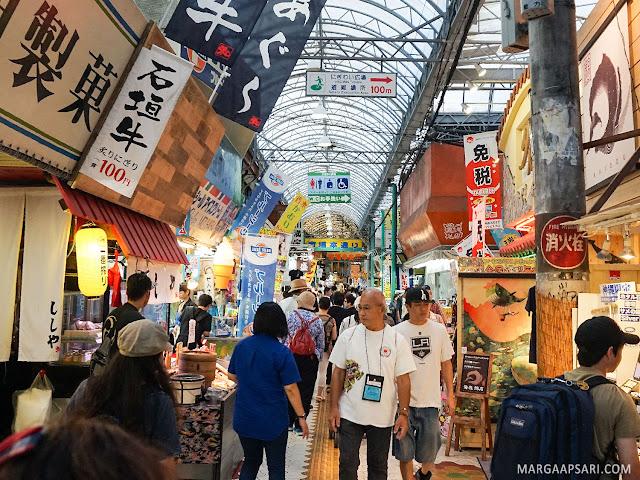 Naha Kokusai Dori Okinawa