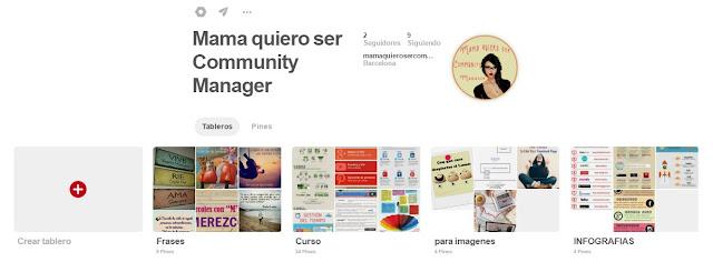 Pinterest: Perfil sin seguidores