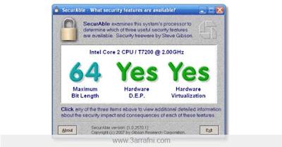 ما الفرق بين نظامي 32Bit و 64bit – شرح شامل