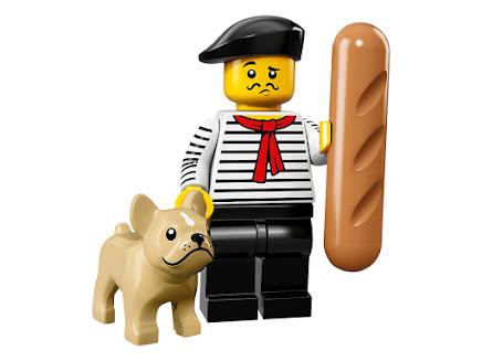 LEGO 71018-9 - Koneser