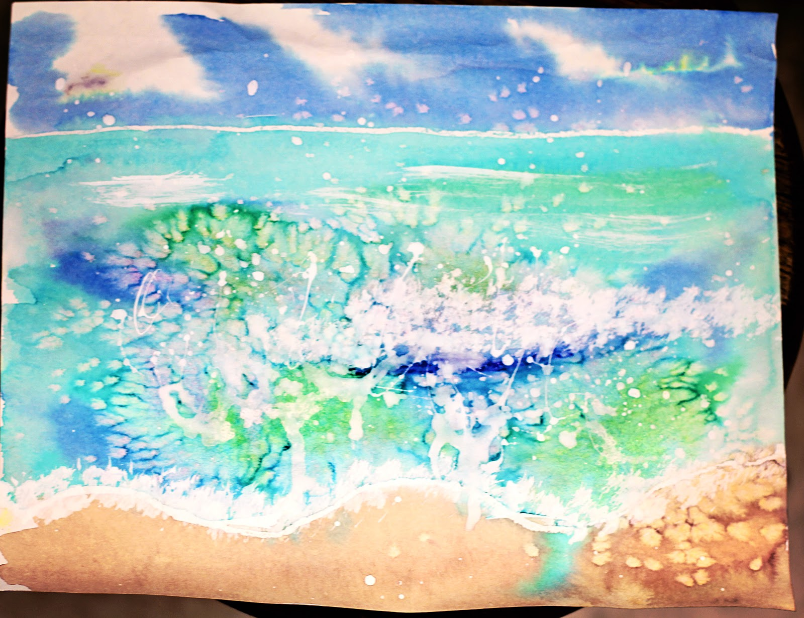 Pictures Of Seascapes To Paint