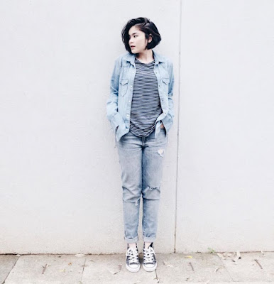 Fashion Wanita Simple