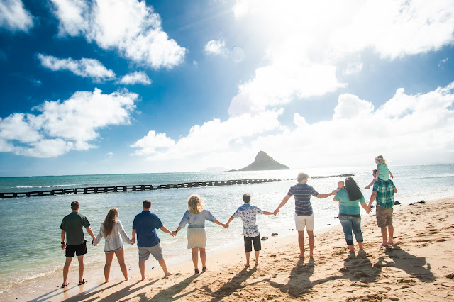Oahu-Hawaii family photographers
