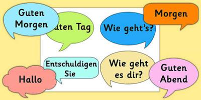 Greeting in german language m4hsunfo