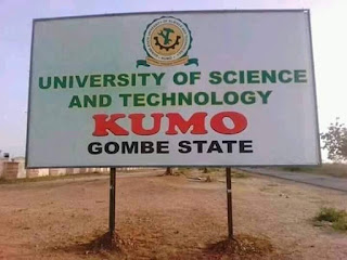 Gombe University of Science & Tech Post-UTME Admission Form 2019/20