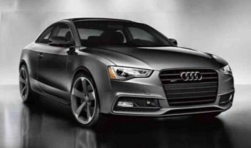 2017 Audi A5 Redesign