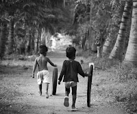 Childhood in India