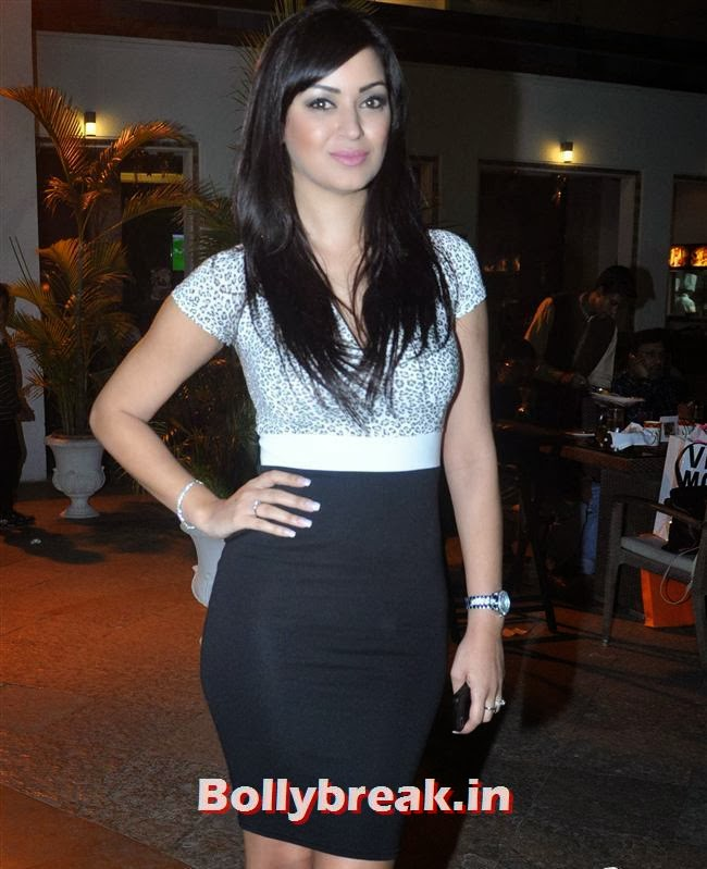 Maryam Zakaria, Reyhna Malhotra at 'Babloo Happy Hai' Audio Launch