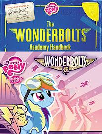 MLP The Wonderbolts Academy Handbook Book Media