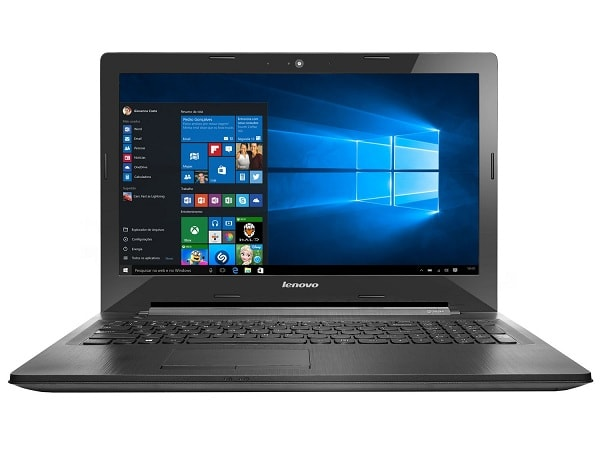 Notebook Lenovo G50