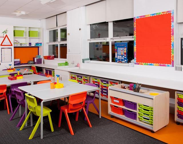 Primary Classroom Furniture