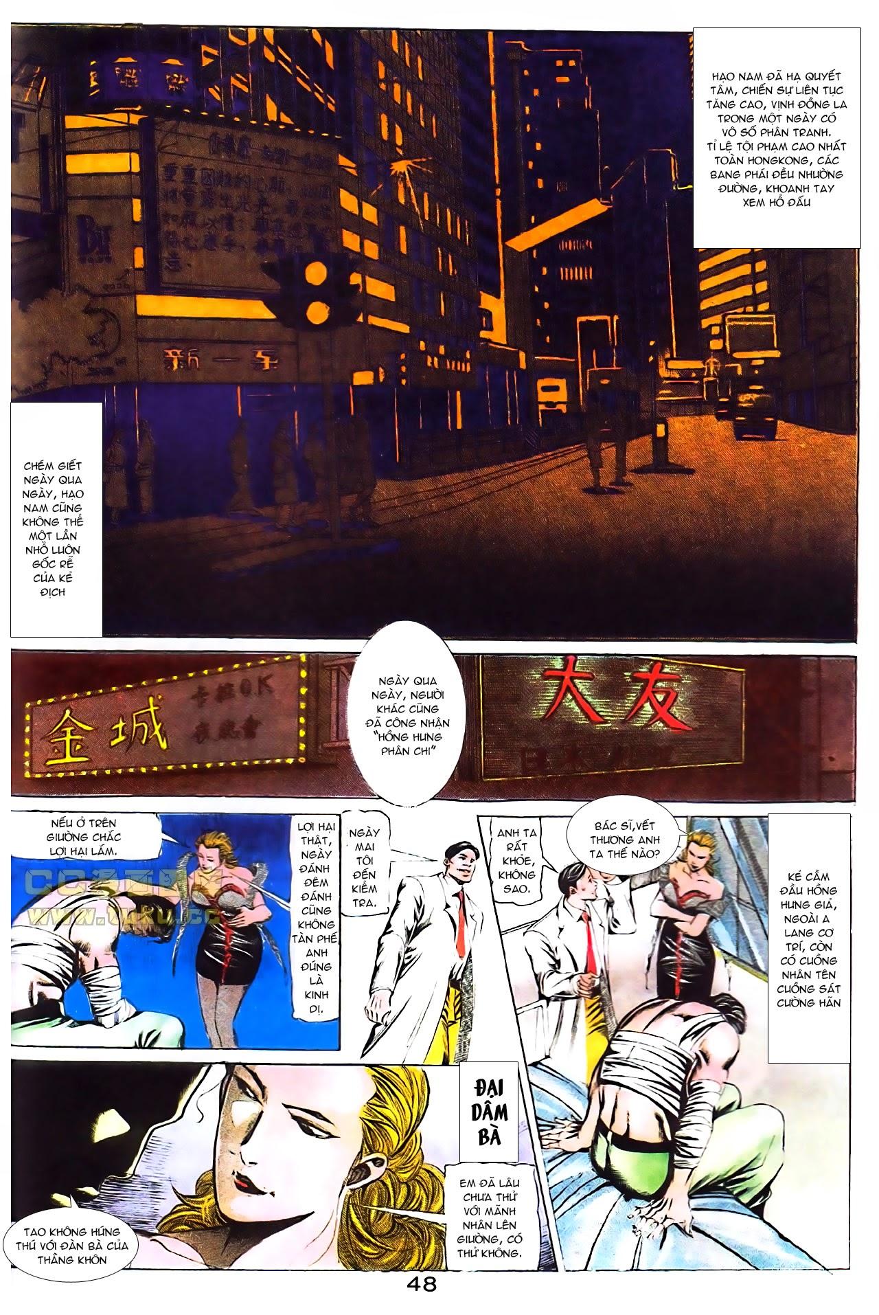 Người Trong Giang Hồ chapter 104: tuổi trẻ máu lửa trang 27