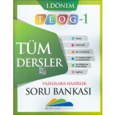 Bilgi Kuşağı 8.Sınıf TEOG-1 Tüm Dersler Yazılılara Hazırlık Soru Bankası (2016)