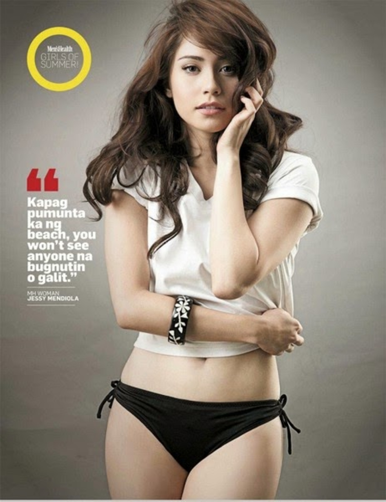 jessy mendiola sexy mens health magazine bikini pics 02