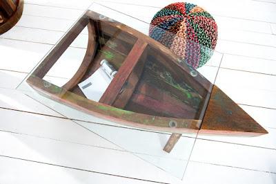 luxusny nabytok Reaction, nabytok z dreva a skla, nabytok do obyvacky