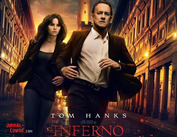 Review Film Inferno Tom Hanks Robert Langdon