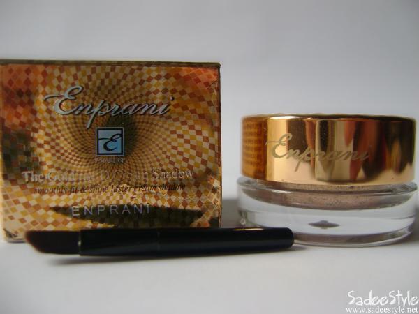 ENPRANI The Gold Ray Cream Shadow