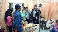 Bentrok Laju vs Tolouwi, 5 Ranmor Dibakar,  Satu Orang Warga Desa Laju Jatuh Korban