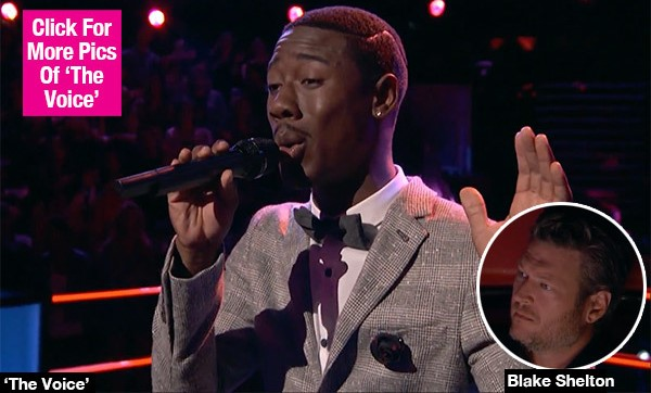 'The Voice': Steals Are Imperative To The Show — & Jason Warrior Is Proof