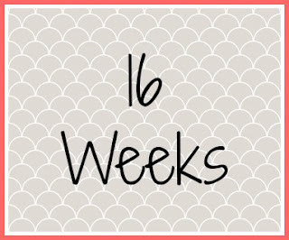 Twin Pregnancy Diary - 16 weeks