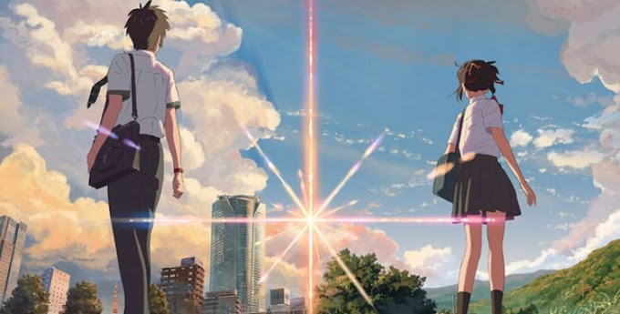 [News] Your name ganhará versão live-action