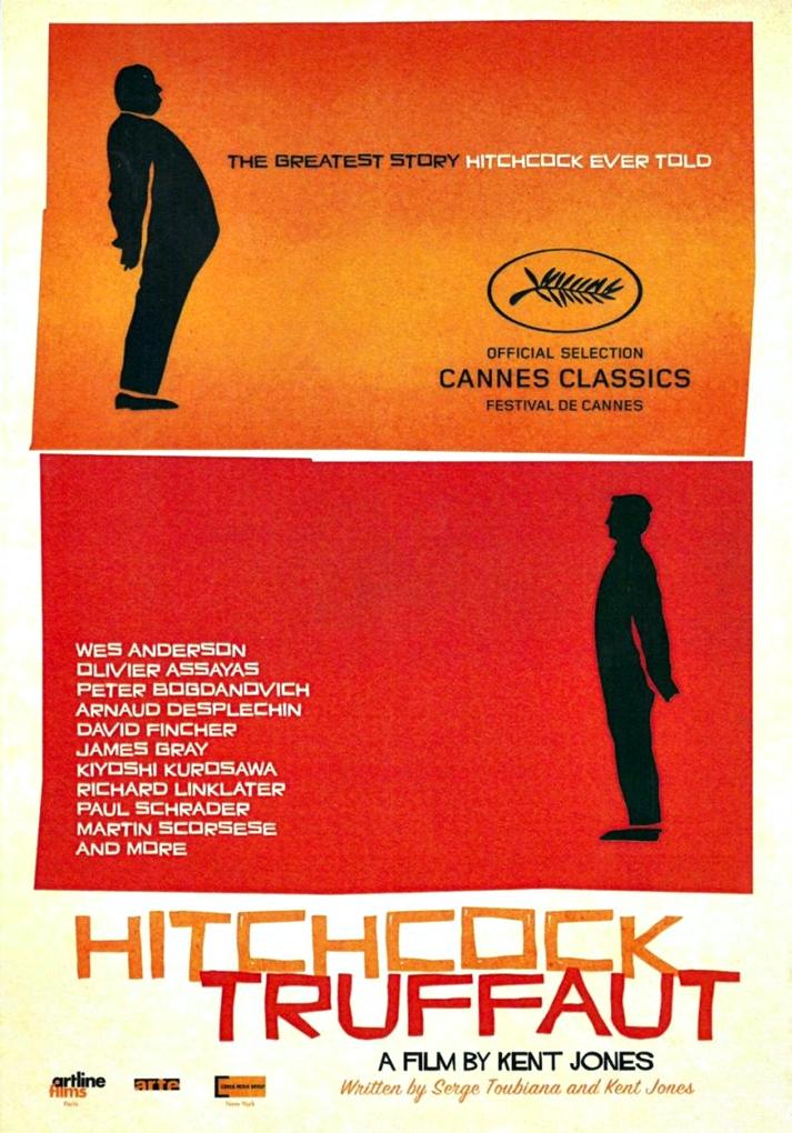 Póster: Hitchcock/Truffaut