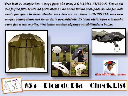 #54 – Dica do Dia – Check List