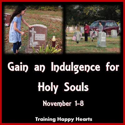 Take a Few Minutes of Your Day to Help Holy Souls