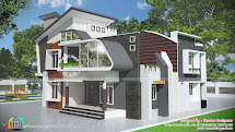 Unique Modern House Plans 4-Bedroom