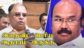 Vetrivel EXCLUSIVE : Jayakumar