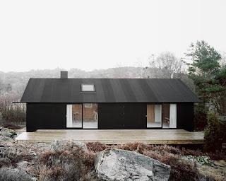 Casa de diseño escandinavo